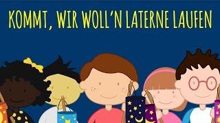 Rolf Zuckowski   Kommt wir woll'nLaterne laufen (Lyric Video)
