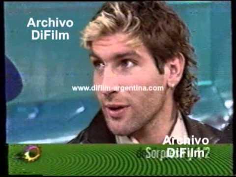 """DiFilm - Avance Programa """"Sorpresa y Media"""" con Martin Palermo (2000)"""