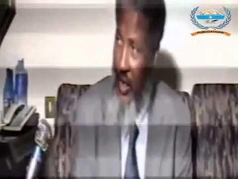 Muuse Suudi oo 11 sano ka hor hadal uu sheegay dhab noqday maanta Waagacusub Tv