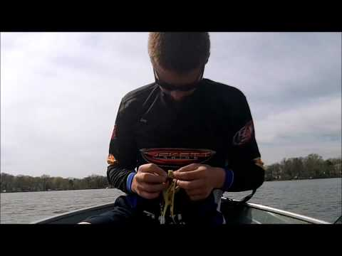 Powers Lake Fishing