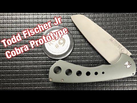 Todd Fischer Jr. Cobra Prototype Review