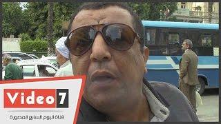 بالفيديو..مواطن لمحافظ القاهرة:«بلطجية بيسرقوا الناس عند سور مترو عين شمس»