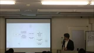 パネラー3 靜 哲人先生(大東文化大学教授)2-2 thumbnail