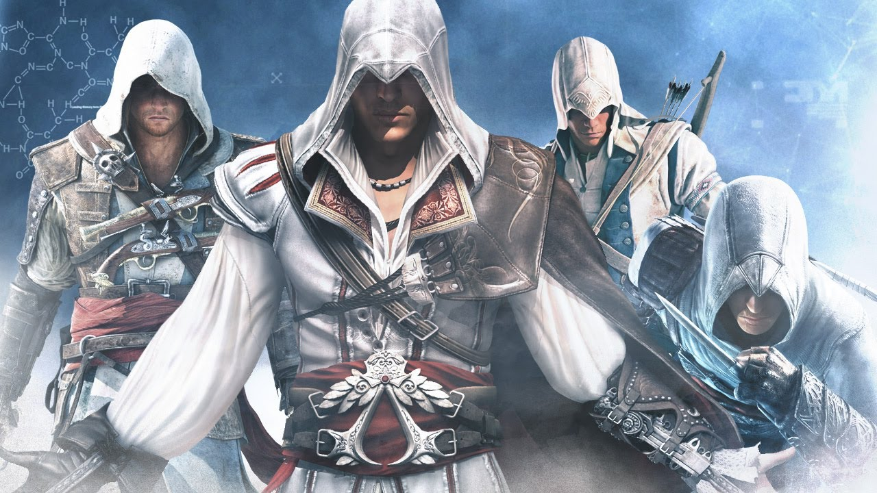 Ranking The 6 Assassin's Creed Games - YouTube