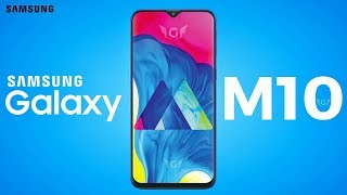 Samsung Galaxy M10 Official Trailer