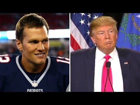 Trump Claims Tom Brady Voted For Him While Wife Gisele Denies Endorsement