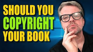 How To Copyright Your Book For Free