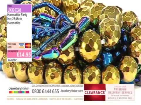 JewelleryMaker LIVE 28/06/16 1PM - 5PM