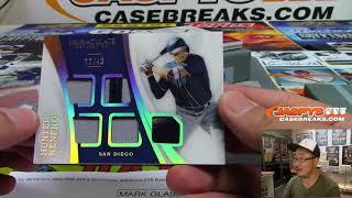 Tu, 06/18/19 || 1Box RNB #14 || 2017 Panini IMMACULATE Baseball (MLB)