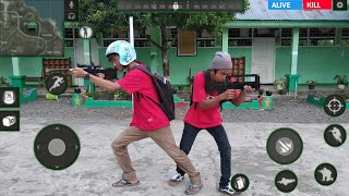 Download #kebbaceper #freefire #pubg Free Fire real in life Indonesia