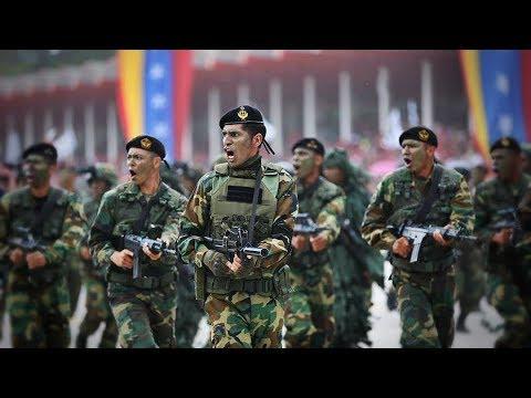 Resumen del Desfile Militar del Día de la Independencia de Venezuela 2018