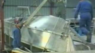 Catamaran (construction en aluminium)