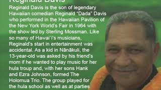 CD Promo #3 Gary Haleamau , Joan ʻPudgieʻ Young, Kaʻala Carmack, Reginald Davis and Russell Paio.