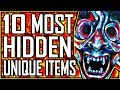 10 Most HIDDEN Unique Items - MORROWIND