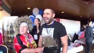 Бабка с Коктебеля (Ялта февраль 2018)