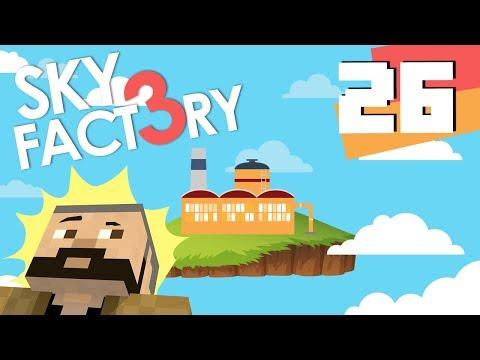 Sky Factory 3 #26 – De exploración por el End
