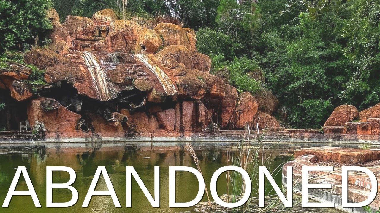 Download Abandoned - Disney's River Country