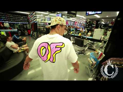 Odd Future - Donut Tee (feat. Jordan @ Culture Kings Sydney)