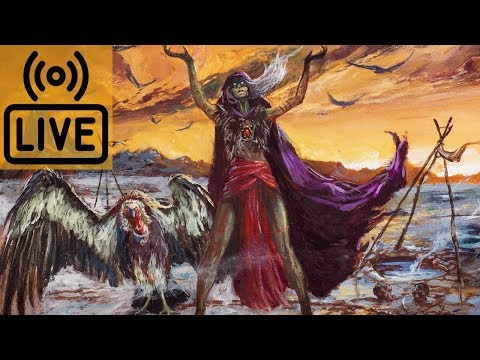 Jamming LADY BEAST 'The Vulture's Amulet' with Vocalist Deb Levine - LIVE STREAM