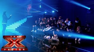 The X Factor Finalists at the live tour rehearsals | Live Tour | The X Factor UK 2014
