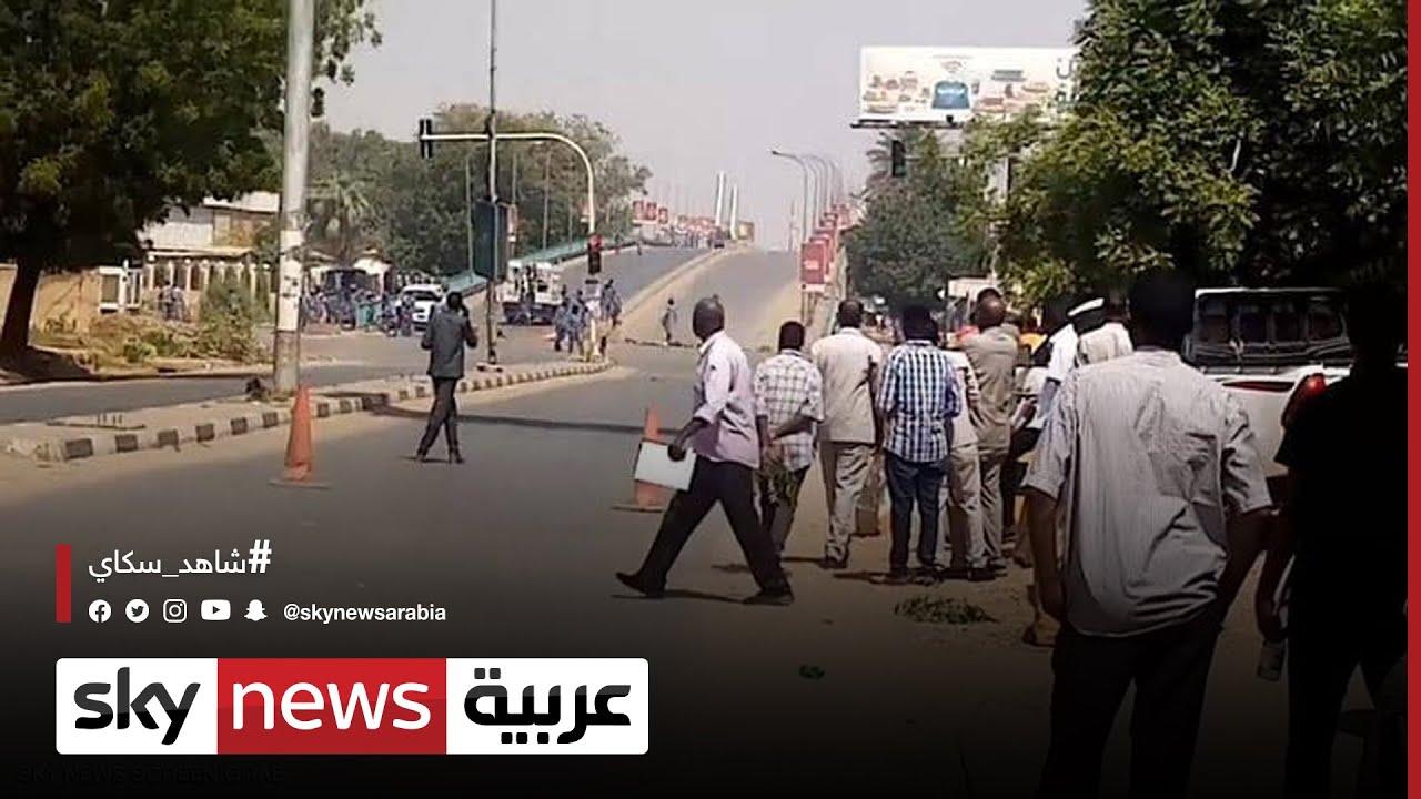 السودان.. انتشار أمني مكثف في الشوارع الجانبية بوسط الخرطوم