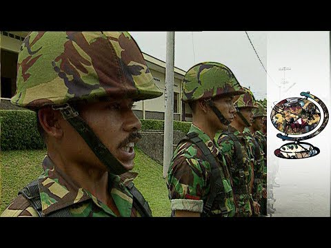 Indonesia's Military Rule At Odds With The Populace (1995)