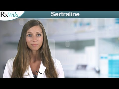 Sertraline To Treat Depression, OCD and PTSD - Overview