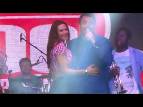 Horia Brenciu in concert live la Timisoara