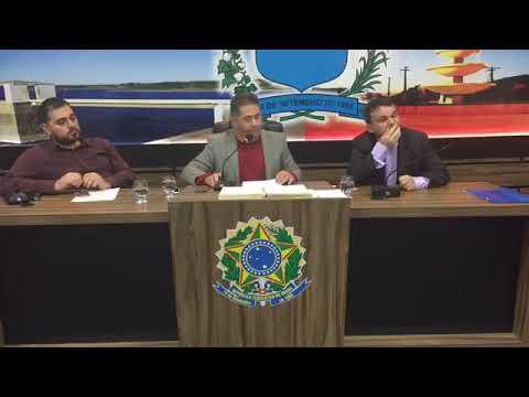 Sessão CM Soledade, PB em 18 de fev de 2019