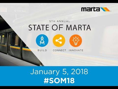 2018 State of MARTA Address