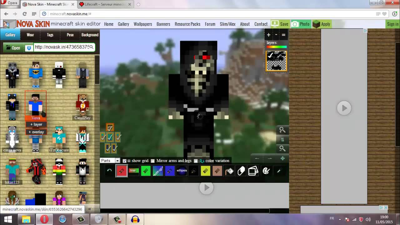 how to get minecraft for free on iphone comment changer de skin sur lifecraft tuto fr 20860
