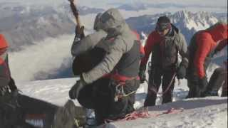 Mammut 150 Peaks Project: ZAZ performing