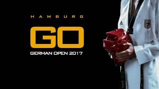 Live TKD German Open 2017 - Day 1