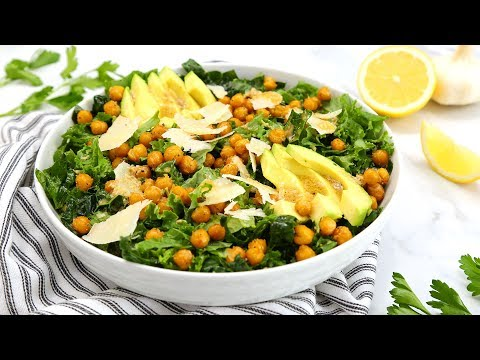 3 Superfood Salad Recipes | Healthy Meal Plans
