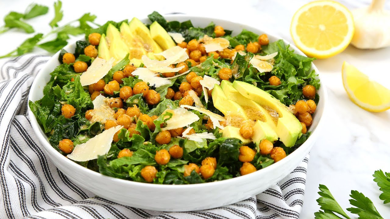 3 Superfood Salad Recipes   Healthy Meal Plans