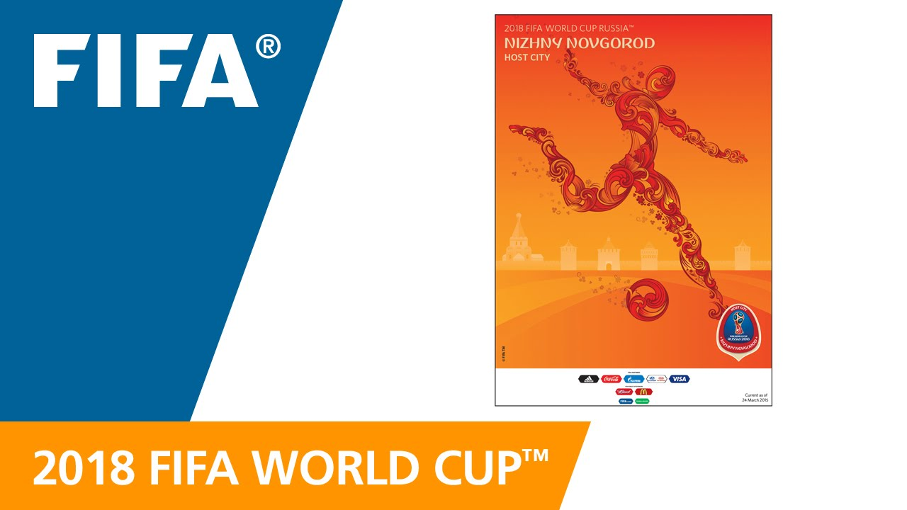 NIZHNY NOVGOROD - 2018 FIFA World Cup Host City