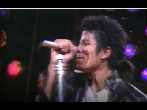 Michael Jackson Face Controversy with media Bad Era 1987 Bad Tour Concert Japan