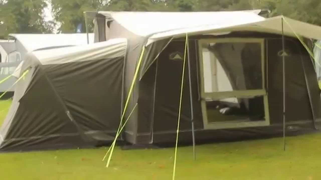 2016 Sunncamp Advance 390 Caravan Awning