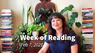 Week of Reading | Feb 7, 2021