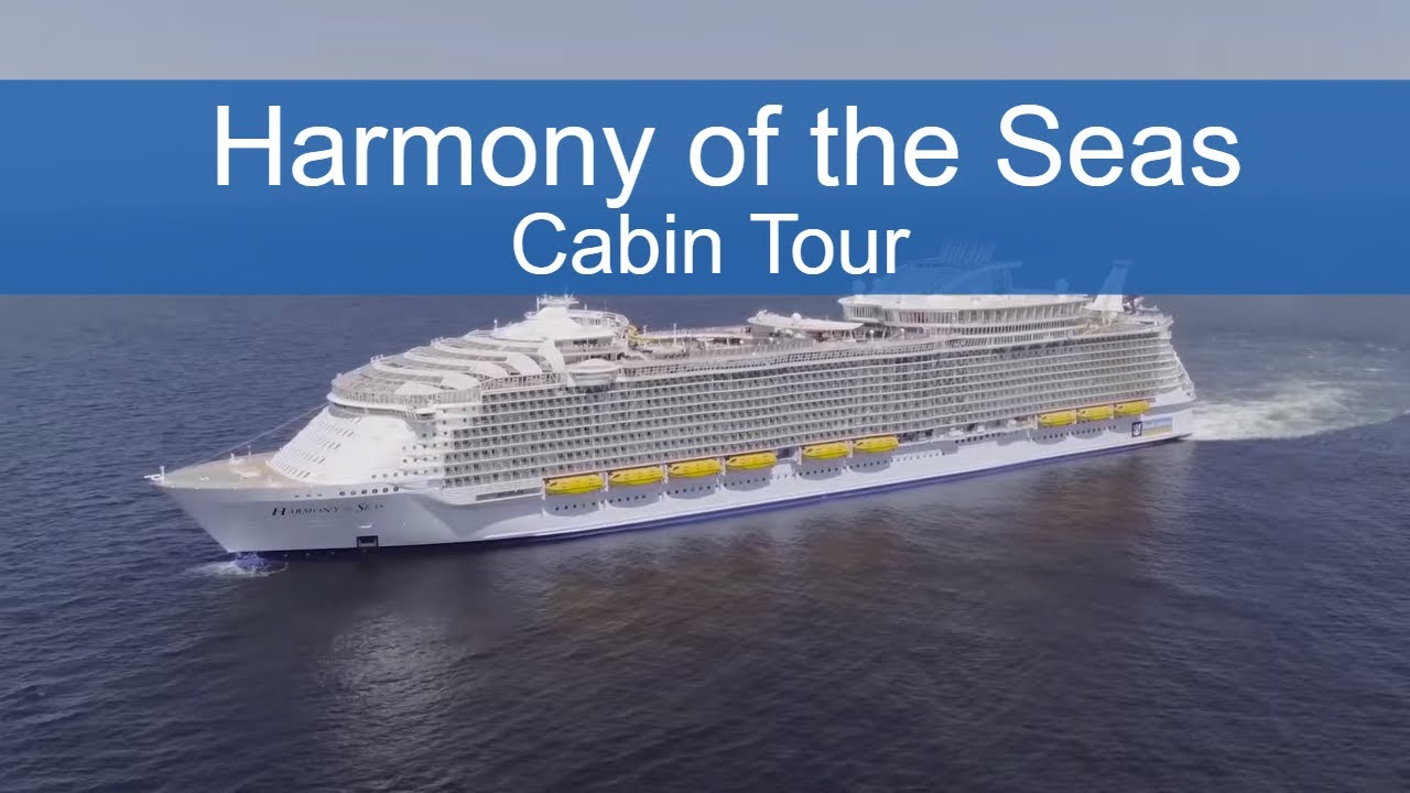 Harmony Of The Seas Cabins Video Tour Cruise Critic