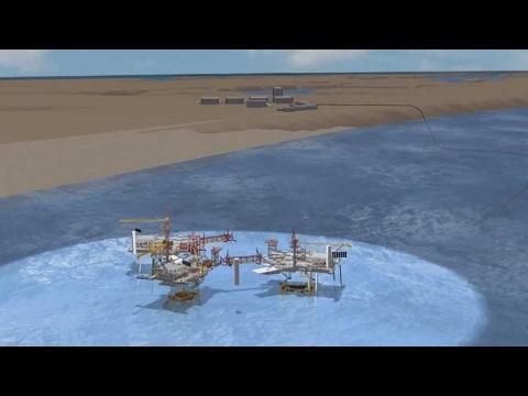 Animation: Shell Mars B Deep-Water Project