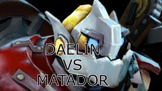 Daelin vs Matador - Juego 4