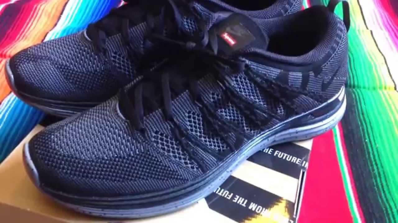 where to buy hot sale online factory authentic Nike Flyknit Lunar 1+ Supreme - YouTube