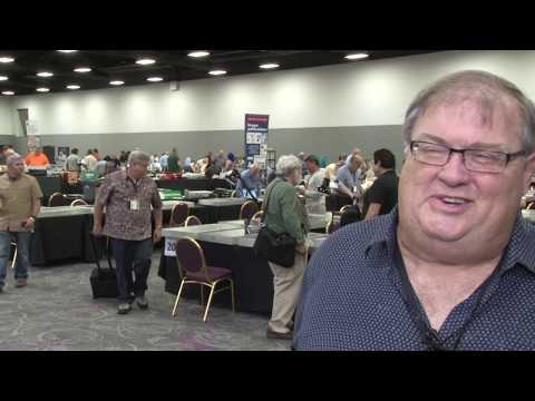 CoinTelevision: International Paper Money Show Attracts World Bank Note Collectors. VIDEO: 3:48