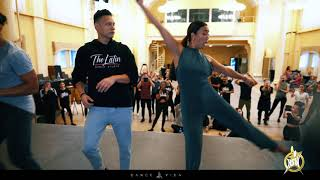 Footwork workshop with Shelina Donkers at | HSW 2019 | by Dance Vida