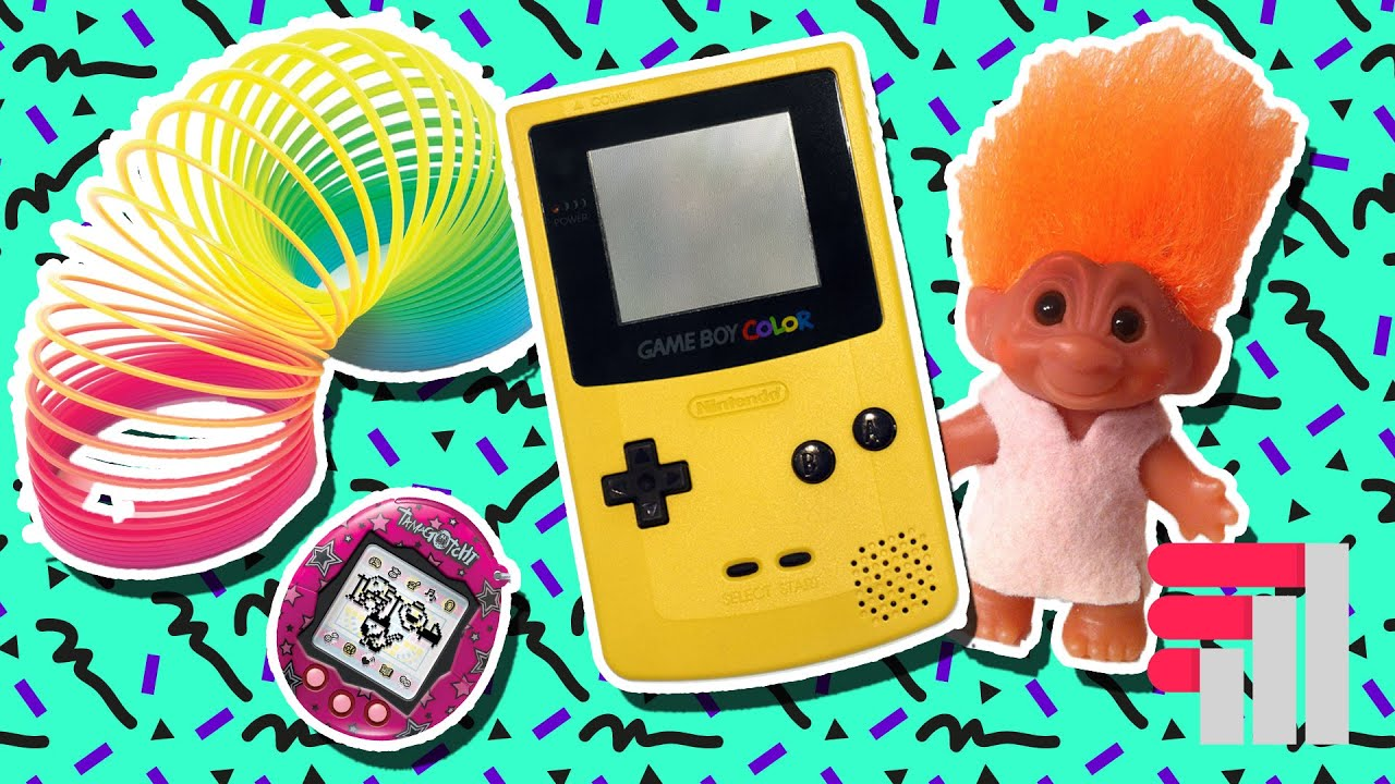 Toys From The 90s : Top things s kids won t forget