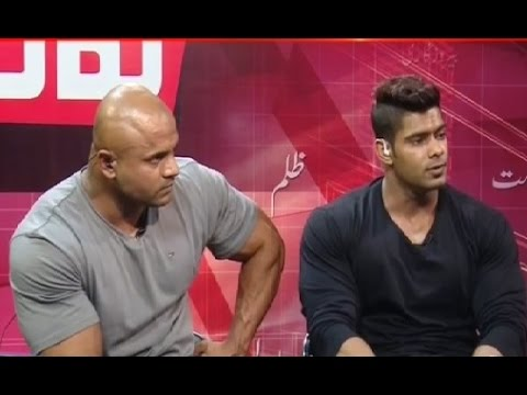 Pukaar 21 April 2016 | Salman Butt | Side Effects of Steroids on Body Builders