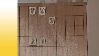初心者詰め将棋!制限時間は30秒。あなたは解ける?