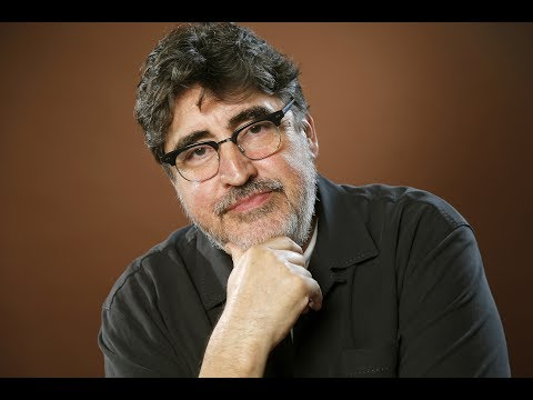 Alfred Molina finds harmony on the 'Feud' set