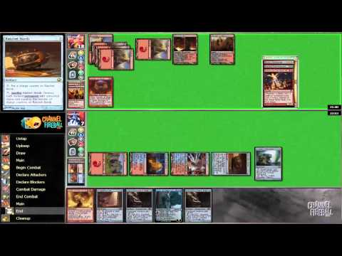 Channel Gainsay -  Standard UR Trading Post (Match 1, Game 1)